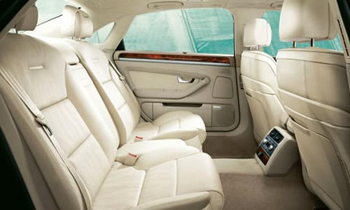 Audi A8L Interior